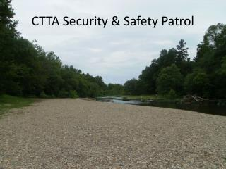 CTTA Security & Safety Patrol