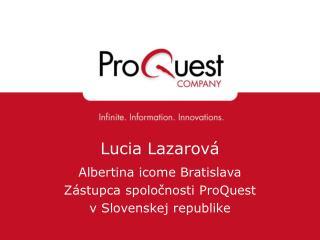 Lucia Lazarová