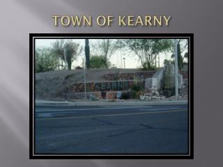 TOWN OF KEARNY