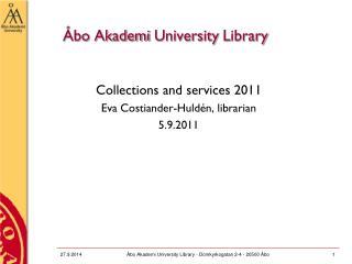 Åbo Akademi  University Library