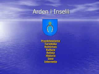 Arden i Inselii