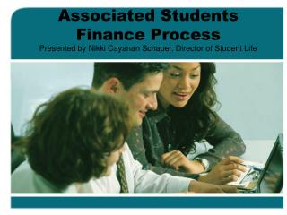 Associated Students Finance Process