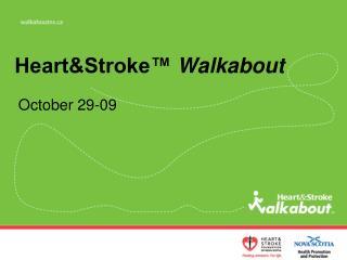 HeartStroke  Walkabout