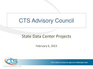 CTS Advisory Council