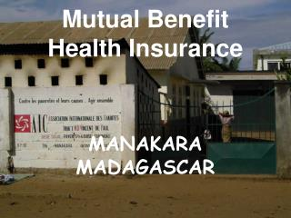 Mutual Benefit Health Insurance