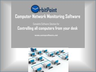 rbitPoint    Computer Network Monitoring Software Complete Software Solution for