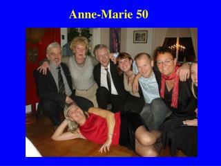 Anne-Marie 50