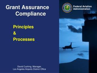 Grant AssuranceCompliance