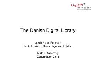 The Danish Digital Library