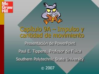 Cap tulo 9A   Impulso y cantidad de movimiento