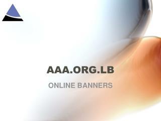 AAA.ORG.LB