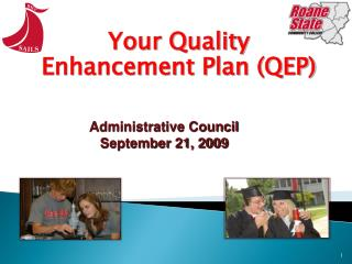 Your Quality Enhancement Plan (QEP)