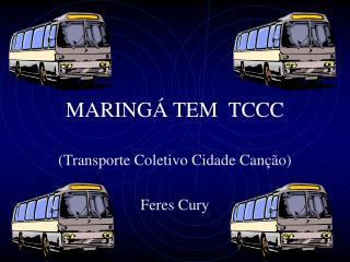 MARING  TEM  TCCC