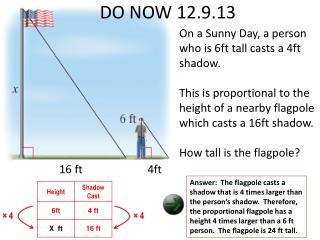 DO NOW 12.9.13
