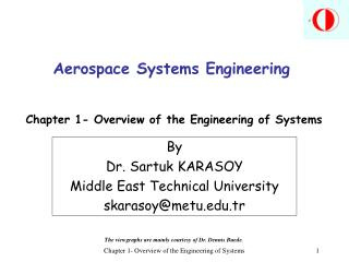 Aerospace Systems Engineering
