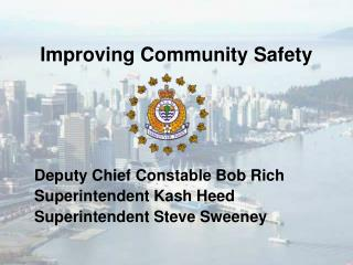 Improving Community Safety