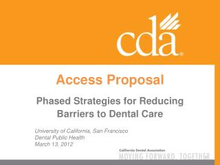 Access Proposal