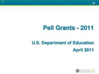 Pell Grants - 2011