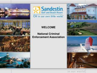 WELCOME National Criminal Enforcement Association