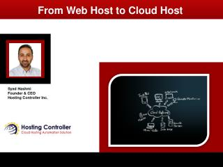From Web Host to Cloud Host