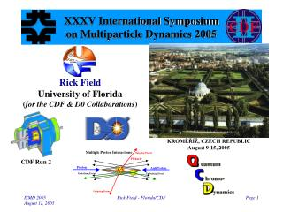 XXXV International Symposium on Multiparticle Dynamics 2005