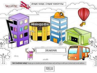 dream today, create tomorrow