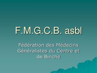 F.M.G.C.B. asbl