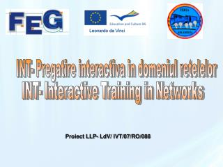 INT- Interactive Training in Networks