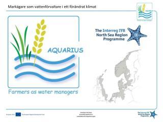 Markägare som vattenförvaltare i ett förändrat klimat