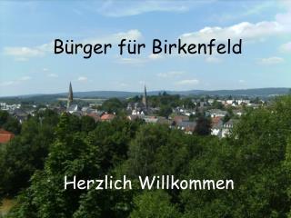 Bürger für Birkenfeld