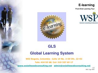 GLS Global Learning System