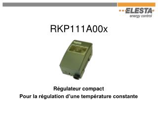 RKP111A00x
