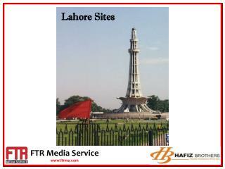 Lahore Sites