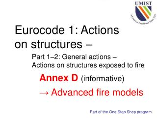 Eurocode 1: Actions on structures �