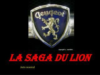 La Saga du Lion