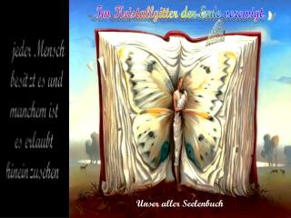 Unser aller Seelenbuch