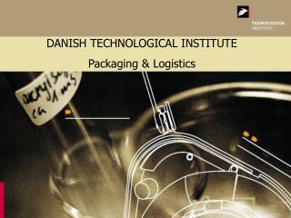 Produktchef  Thomas Fuglsang Andersen Teknologisk Institut, Industri & Energi