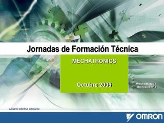 Jornadas de Formación Técnica