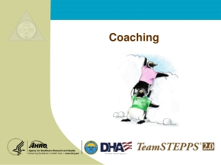 Train-the-Trainer Session: Workshops for Writing Effective Performance Objectives