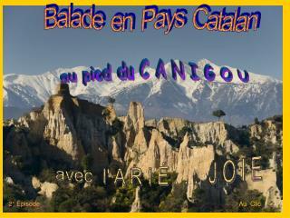 Balade  en  Pays  Catalan