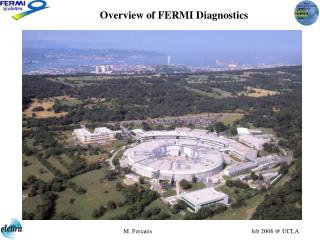 Overview of FERMI Diagnostics