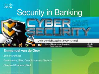 Security in Banking