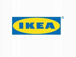 Čo je IKEA?