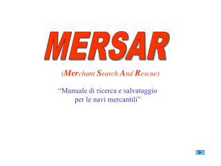 MERSAR