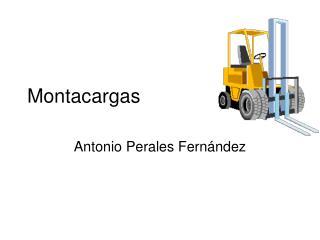 Montacargas