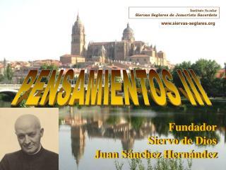 PENSAMIENTOS III