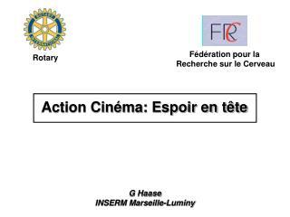G Haase INSERM Marseille-Luminy