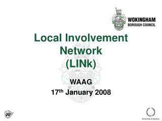 Local Involvement Network  (LINk)