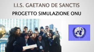 I.I.S. GAETANO DE SANCTIS
