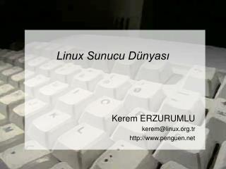 Linux Sunucu Dünyası